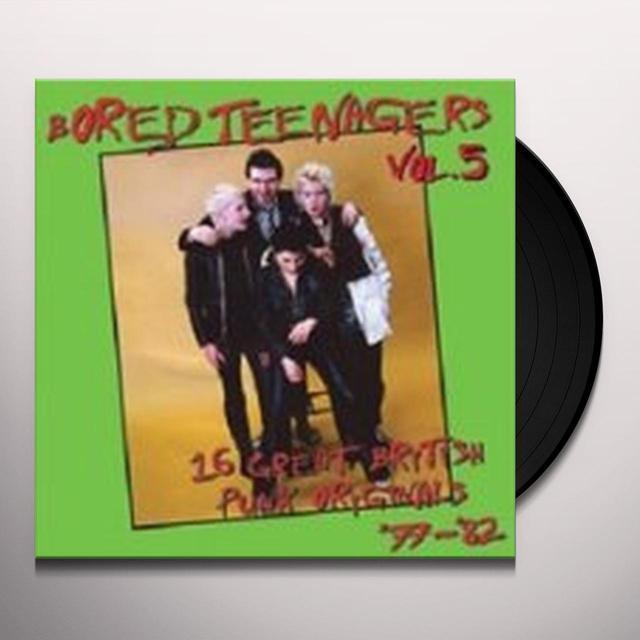 BORED TEENAGERS 5 / VARIOUS (Vinyl)