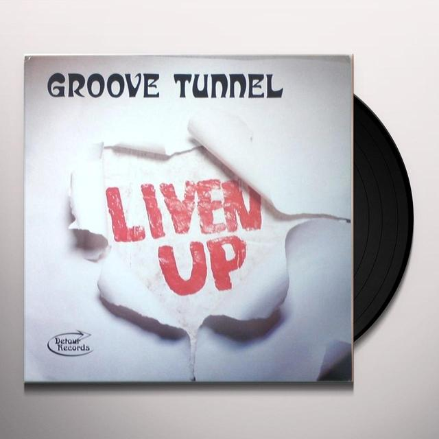 Groove Tunnel LIVEN UP Vinyl Record