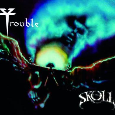 Trouble SKULL Vinyl Record