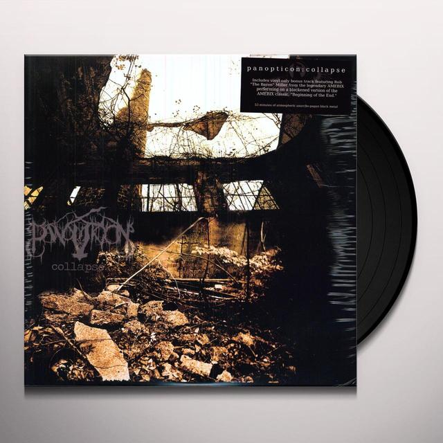 Panopticon COLLAPSE Vinyl Record