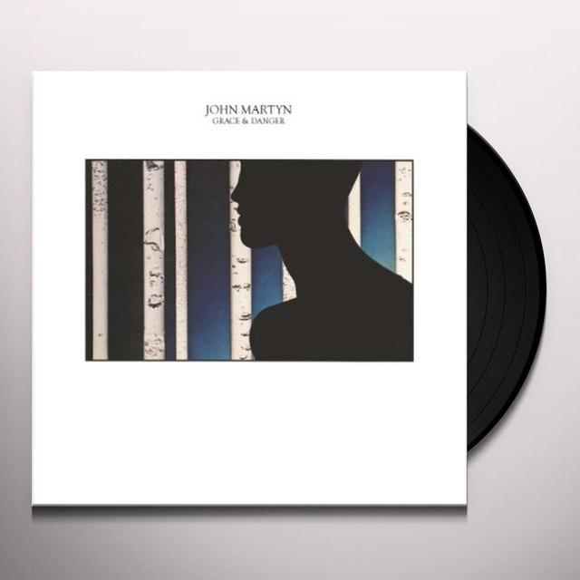 John Martyn GRACE & DANGER Vinyl Record - 180 Gram Pressing