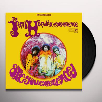 Jimi Hendrix ARE YOU EXPERIENCED (US SLEEVE) Vinyl Record