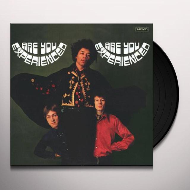 Jimi Hendrix ARE YOU EXPERIENCED (UK SLEEVE) Vinyl Record