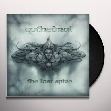 Cathedral LAST SPIRE Vinyl Record