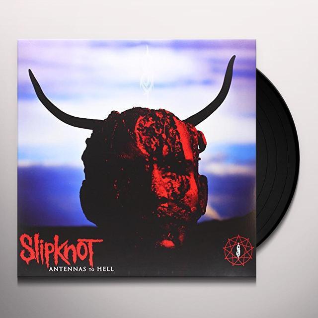 Slipknot ANTENNAS TO HELL Vinyl Record - 180 Gram Pressing
