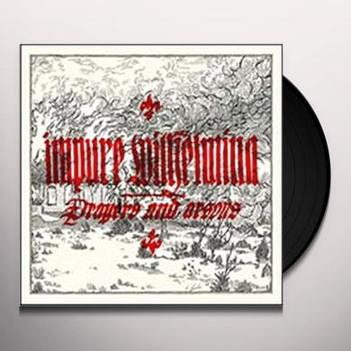 Impure Wilhelmina PRAYERS & ARSONS Vinyl Record