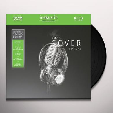 GREAT COVER VERSIONS: REFERENCE SOUND EDITION Vinyl Record