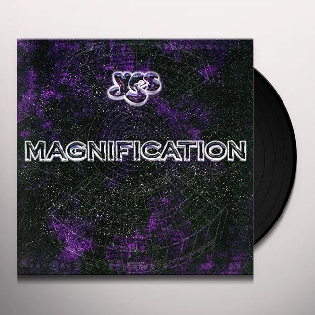 Yes MAGNIFICATION Vinyl Record