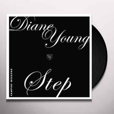 Vampire Weekend DIANE YOUNG / STEP Vinyl Record