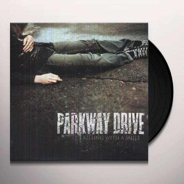 Parkway Drive KILLING WITH A SMILE (BONUS CD) Vinyl Record