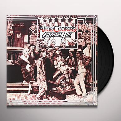 ALICE COOPER'S GREATEST HITS Vinyl Record - Limited Edition, 180 Gram Pressing, Anniversary Edition