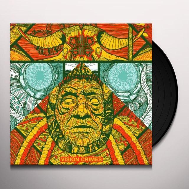 Child Bite VISION CRIMES / MONOMANIA Vinyl Record