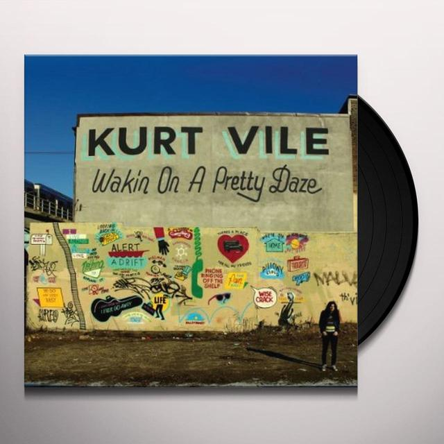 Kurt Vile WAKIN ON A PRETTY DAZE Vinyl Record