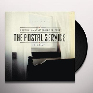 The Postal Service GIVE UP VINYL Record (With Digital Download Code)