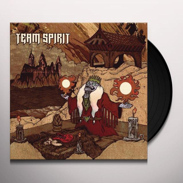 TEAM SPIRIT Vinyl Record