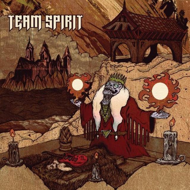 TEAM SPIRIT (EP) Vinyl Record