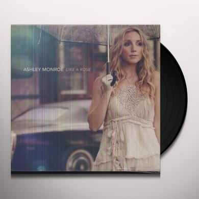Ashley Monroe LIKE A ROSE Vinyl Record