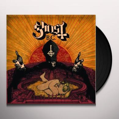 Ghost Bc INFESTISSUMAM Vinyl Record