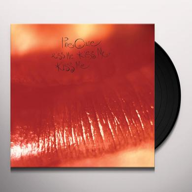 The Cure KISS ME KISS ME KISS ME Vinyl Record