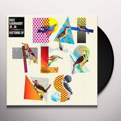 Dale Earnhardt Jr Jr PATTERNS Vinyl Record - Digital Download Included
