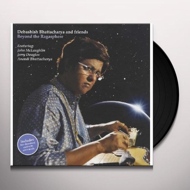 Debashish Bhattacharya & Friends BEYOND THE RAGASPHERE Vinyl Record - 180 Gram Pressing, Digital Download Included