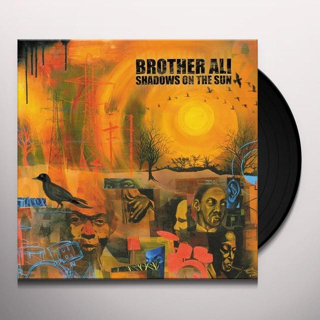 Brother Ali SHADOWS ON THE SUN (Vinyl)