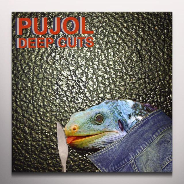 Pujol DEEP CUTS Vinyl Record - Colored Vinyl, Digital Download Included