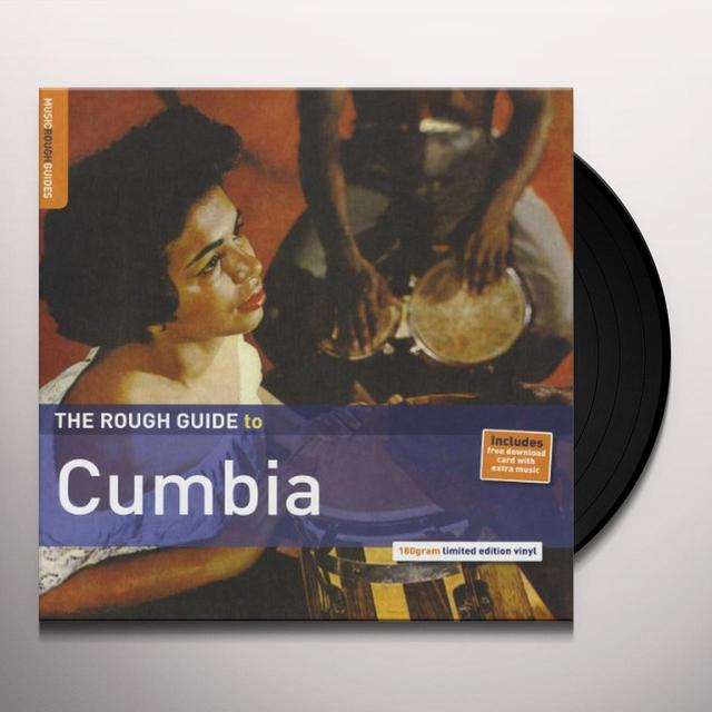 Rough Guide To Cumbia / Various (Dlcd) (Ogv) ROUGH GUIDE TO CUMBIA / VARIOUS Vinyl Record - 180 Gram Pressing, Digital Download Included