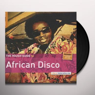 Rough Guide To African Disco / Various (Dlcd) ROUGH GUIDE TO AFRICAN DISCO / VARIOUS Vinyl Record - 180 Gram Pressing
