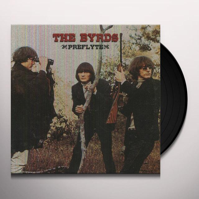 The Byrds PREFLYTE Vinyl Record