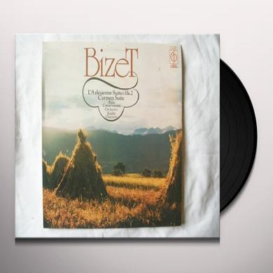 Herbert Von / Philharmonia Orchestra Karajan BIZET L'ARLESIENNE & CARMEN Vinyl Record