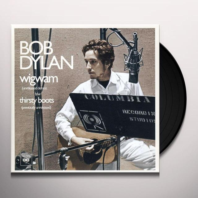 Bob Dylan WIGWAM Vinyl Record