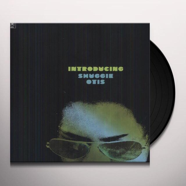 INTRODUCING SHUGGIE OTIS Vinyl Record - 180 Gram Pressing, MP3 Download Included