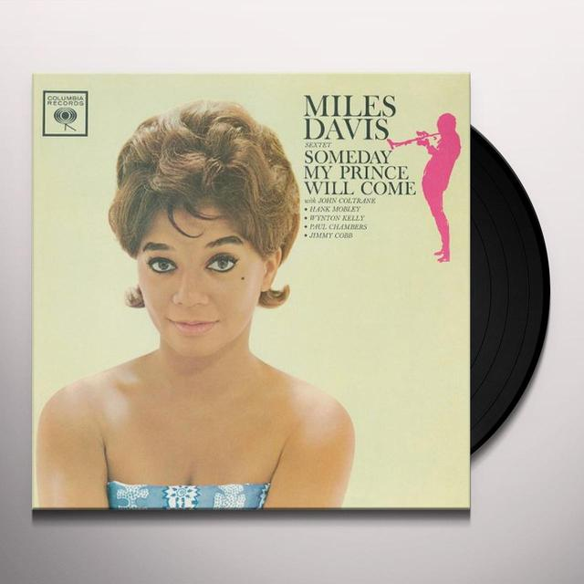Miles Davis SOMEDAY MY PRINCE WILL COME Vinyl Record - 180 Gram Pressing