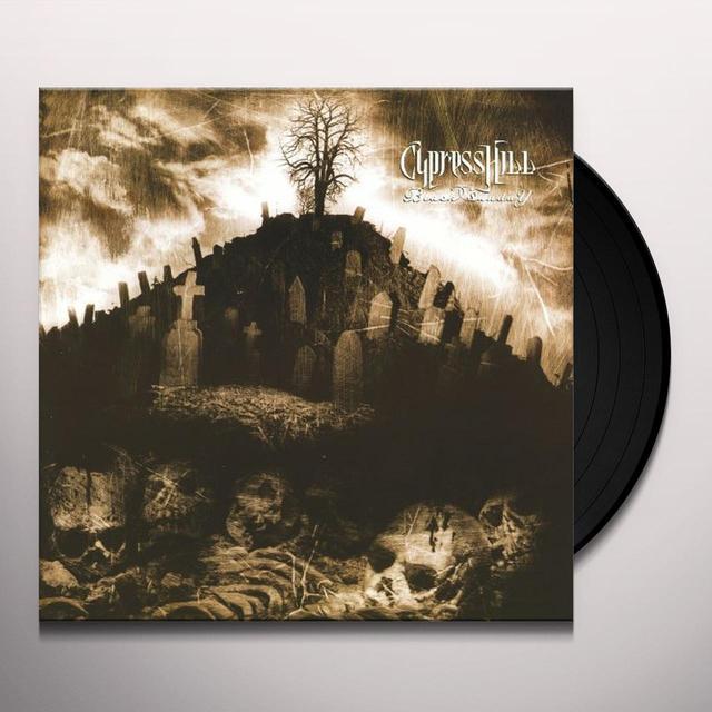 Cypress Hill BLACK SUNDAY Vinyl Record - 180 Gram Pressing