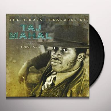 Taj Mahal HIDDEN TREASURES Vinyl Record