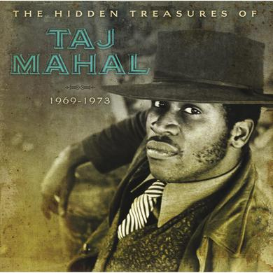 Taj Mahal HIDDEN TREASURES Vinyl Record