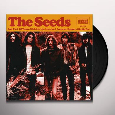 Seeds BAD PART OF TOWN Vinyl Record