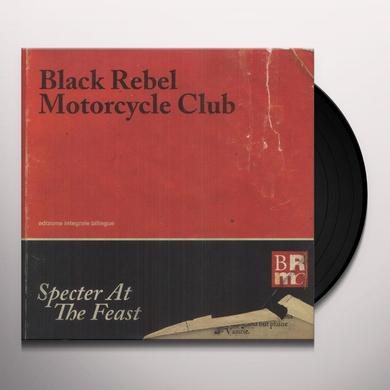 Black Rebel Motorcycle Club SPECTER AT THE FEAST Vinyl Record