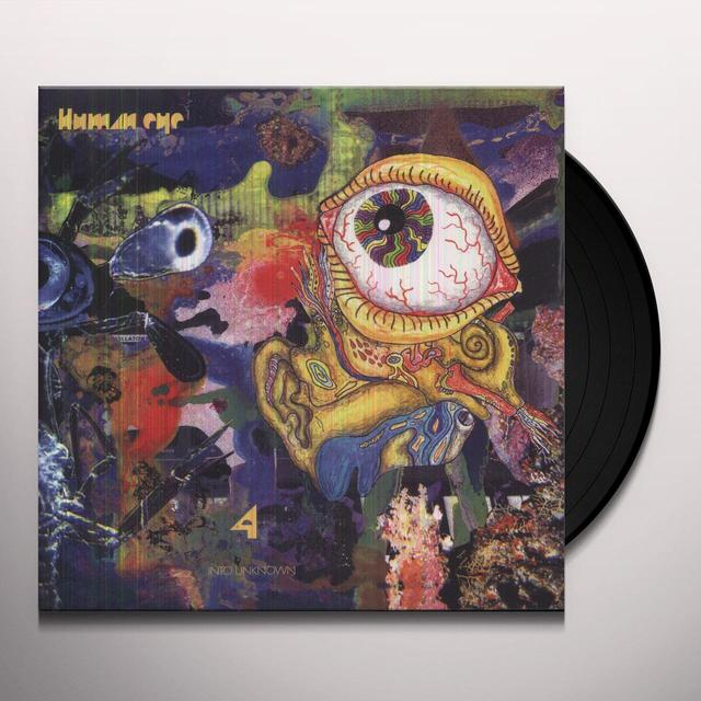 Human Eye 4: INTO UNKNOWN Vinyl Record