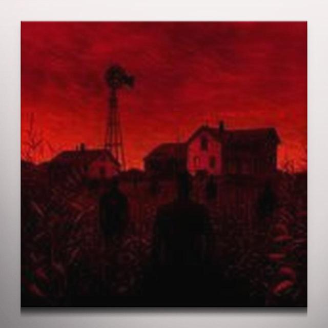 Corn On Macabre DISCOGRAPHIC VIOLENCE Vinyl Record - Colored Vinyl, Limited Edition