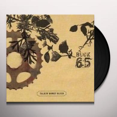 Buck 65 TALKIN HONKEY BLUES Vinyl Record