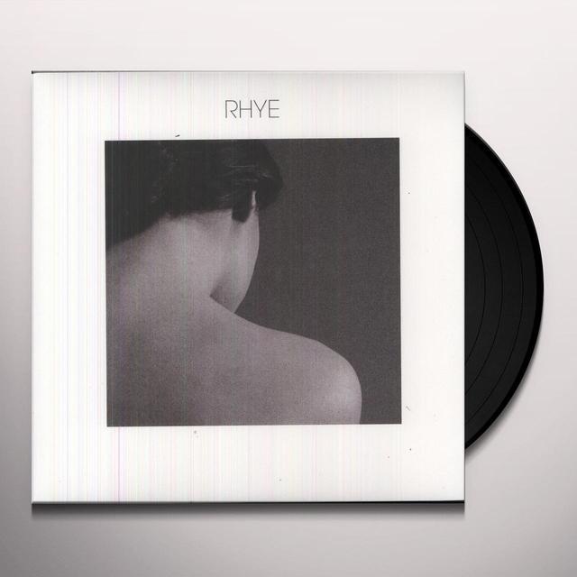 Rhye OPEN Vinyl Record