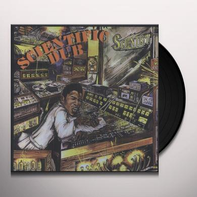 Scientist SCIENTIFIC DUB Vinyl Record