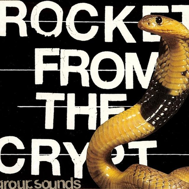 Rocket From The Crypt GROUP SOUNDS Vinyl Record