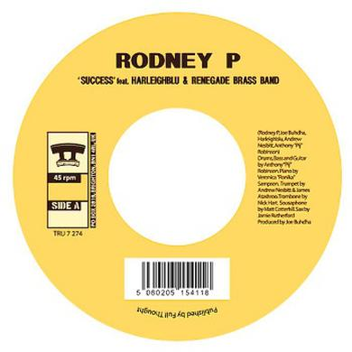 Rodney P SUCCESS Vinyl Record