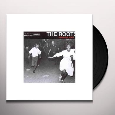 The Roots THINGS FALL APART Vinyl Record