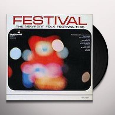 NEWPORT FOLK FSTIVAL 1965 / VARIOUS Vinyl Record