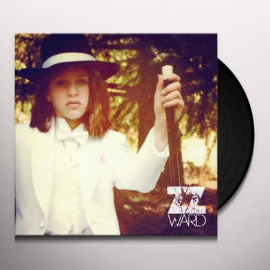 Zz Ward GRINNIN IN YOUR FACE / EVERYBODY WANTS TO BE Vinyl Record
