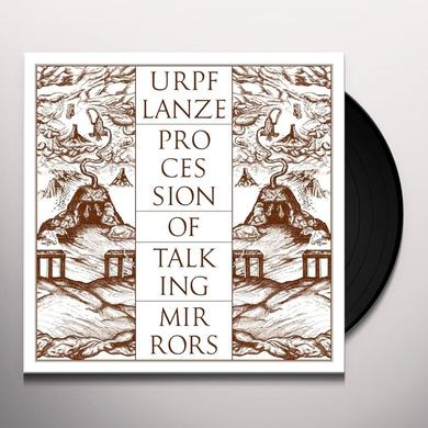 Urpf Lanze PROCESSION OF TALKING MIRRORS Vinyl Record